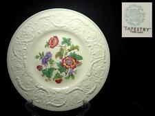 "NICE WEDGWOOD TAPESTRY TMD440 LUNCHEON PLATE 9¼"" [4]"