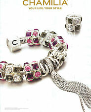 PUBLICITE ADVERTISING  2012    CHAMILLA  bracelet
