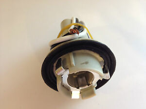 Chevy 1156 Turn Signal Reverse Light Bulb Socket Connector Wire Harness Plug NOS