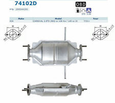 Pot catalytique Kia Sedona 2.9TD 2902cc 106Kw/145cv J3 7/01>11/05, Magnaflow