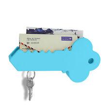 Wall-mounted Giant Key-shaped Magnetic Key Mail Organizer Storage Holder Nice