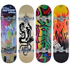 Hansson Sports Top Skateboard Komplett Ahornholz 4 NEUE Modelle zur Wahl!