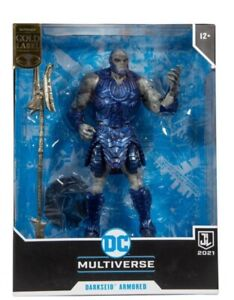Darkseid Armored DC Multiverse McFarlane Toys Target SDCC Exclusive IN HAND