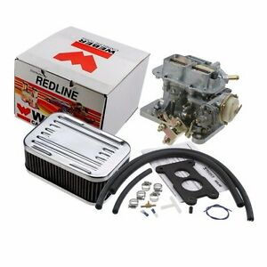 GENUINE WEBER 32/36 Electric Choke Progressive Carburetor Kit For Jeep 2.5