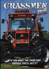 Grassmen Twist Of Fiat DVD Tractors Grass Harvesting Ireland Contracting