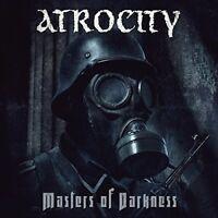 Atrocity - Masters Of Darkness [New CD]