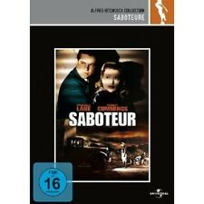 HITCHCOCK COLLECTION-SABOTEURE -  DVD NEUWARE ROBERT CUMMINGS,PRISCILLA LANE