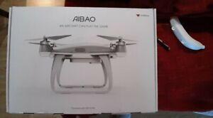 Walkera Aibao FPV 4 K Quadcopter RTF White – 4 K UHD Camera FPV Drone