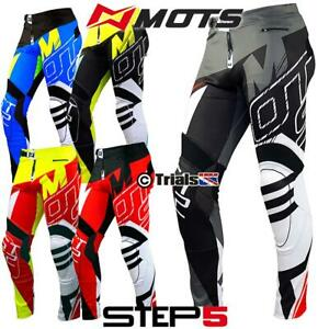MOTS 2020 STEP5 Trials Riding Pant - In 5 Colours