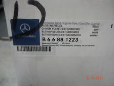 Mercedes Benz CLK Class Mirror Cover Set OEM Germany B66881223 SL Class