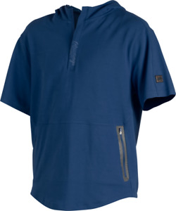 Rawlings Mens Gold Collection Series SS Hoodie NAVY LG