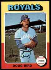 1975 Topps Nm Set Break Doug Bird Royals #364 *Noles2148* C/S 10=Fs