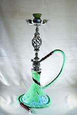 hookah Shisha Nargile WaterPipe Vase Tobacco Smoking Bongset 25'' - 1Hoses