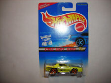 1997 Hot Wheels Blown Camaro Street Beast Series Yellow Nice Rare FREE SHIPPING