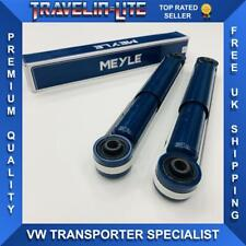 VW T5 T5.1 Transporter Meyle Rear Shock Absorbers Pair Premium Quality NEW