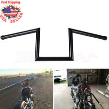 "8"" Rise Narrow Z-Bars 1"" Ape Hangers Handlebars For Harley Chopper Bobber 1200"