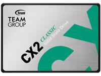 "Team Group CX2 2.5"" 256GB SATA III 3D NAND Internal Solid State Drive (SSD) T253"