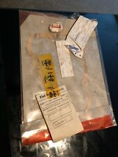 Alfa Romeo 33/sud/sprint/145/146 Gearbox Rear Cover Gasket 60502532 Nos