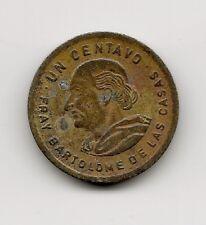 World Coins - Guatemala 1 Centavo 1991 Coin KM # 275