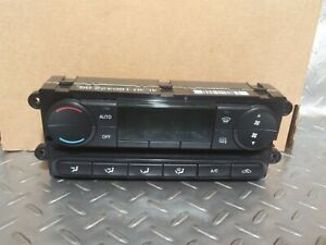 2004-08 OEM Ford F-150 FRONT DASH a/c Heat CLIMATE CONTROL UNIT/ SWITCH