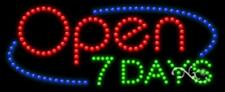 Open 7 Days High Impact, Eye-Catching Led Sign
