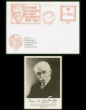 Mayfairstamps Greece 1963 Olympics Meter Slogan Centenary Baron De Coubertin Rea