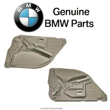 For BMW E39 525i 528i Pair Set of Rear Left & Right Door Panels Insulations OES