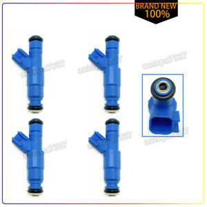 Set (4) OEM Denso Fuel Injectors 12582704 Chevrolet Cobalt Pontiac G5 Saturn 2.2
