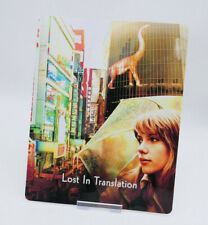 LOST IN TRANSLATION - Glossy Bluray Steelbook Magnet Cover (NOT LENTICULAR)
