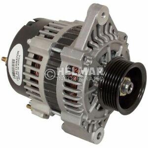 Fits Hyster Forklift Alternator Heavy Duty OEM 1469597-HD 12 Volt 70 Amp GM 4.3