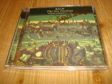 ANGELA HEWITT Bach The Six Partitas HYPERION 2CD CDA 67191/2 Signed Signiert