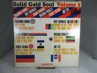 VARIOUS - SOLID GOLD SOUL VOLUME 2 MONO LP 587058 ATLANTIC 1967 VG+ cover VG+