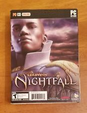 Guild Wars Nightfall Complete PC Video Game Poster ATI ArenaNet NCSOFT Online