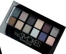 Maybelline The SMOKES 12 Pan Eyeshadow Palette New Eye Shadow Makeup