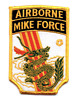 "3.875"" ARMY AIRBORNE MIKE FORCE VIETNAM EMBROIDERED PATCH"