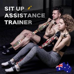 INNSTAR Foot Pedal Resistance Bands 45/90/120kg Home Workout Gym Pilates Cardio