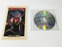 Prince of Persia (Sega CD, 1992) Tested With Manual