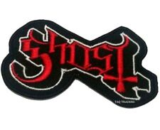 Rock Music BAND METAL HEAVY GHOST  iron on patch sew on badge