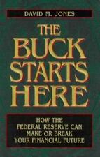 The Buck Starts Here: How the Federal Reserve Can Make or Break Your Financial F