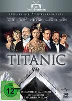 """2 DVDs * TITANIC - DIE KOMPLETTE MINISERIE # NEU OVP """""""