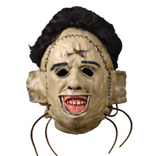 Leatherface Officially Licensed Adult head Mask - The Texas Chainsaw Massacre
