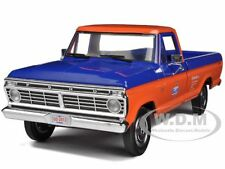 1973 FORD F-100 STYLE SIDE GULF OIL PICKUP TRUCK 1/25 MODEL FIRST GEAR 49-0281