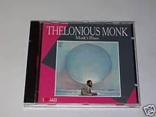 CD - THELONIOUS MONK - MONK'S BLUES - Cbs 1990