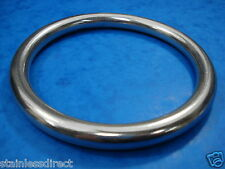 BRAND NEW 12MM X 122MM STAINLESS STEEL 316 ALDERNEY RING