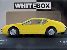 WhiteBox WB160 Alpine Renault A310 (1972) in gelb 1:43 NEU/OVP