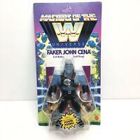 Masters Of The WWE Universe *FAKER JOHN CENA* Action Figure MOTU 2020 Wave 2