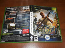 XBOX - MEDAL OF HONOR SOLEIL LEVANT - COMPLET