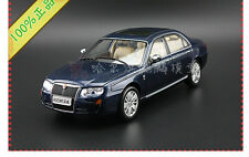 1:18 Rover Roewe 750 Die Cast Model Blue