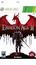 Dragon Age 2 - Xbox 360 - COMPLETE CIB