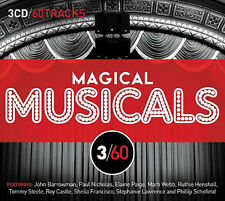 Various Artists : Magical Musicals CD (2012)